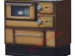 Alfa R 46 DELUX Regular šporet na čvrsto gorivo
