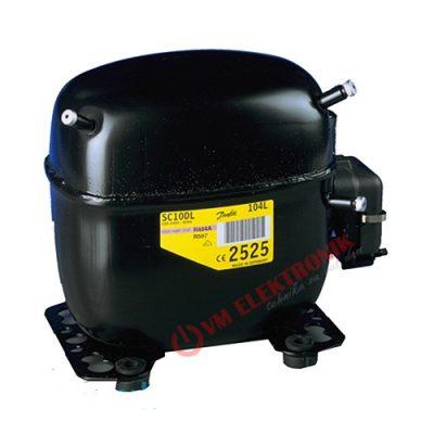 FR kompresor DANFOSS NL 6F