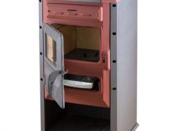 Magic Stove -Tim Sistem peć na čvrsto gorivo