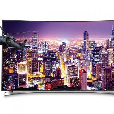 GRUNDIG 65″ Fine Arts 65 FLX 9690 SP zakrivljeni Smart LED 4K Ultra HD LCD TV