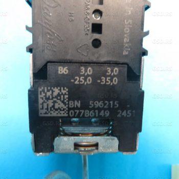 TERMOSTAT BITERM 077 art 596215