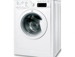 Indesit IWDE 7125BEU  Mašina za pranje i sušenje veša