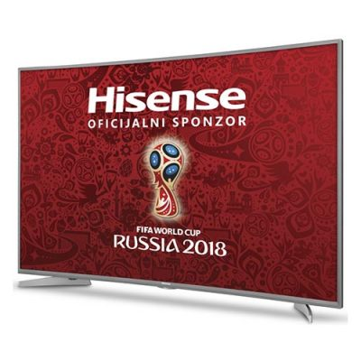 TV HISENSE H49N6600 Smart LED 4K Ultra HD digital LCD TV