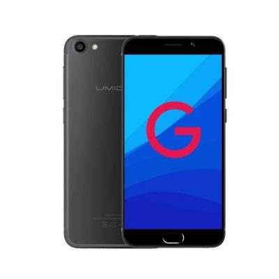 UMI G Mobilni telefon crni DS Gorilla Glass 4+ poklon power bank