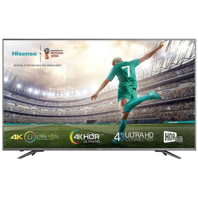 TV HISENSE H75N5800 Smart LED 4K Ultra HD digital LCD TV