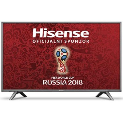 TV HISENSE H43N5700 Smart LED 4K Ultra HD digital LCD TV