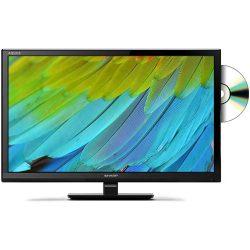 TV SHARP LC-24DHF4012E digital LED TV + DVD Player