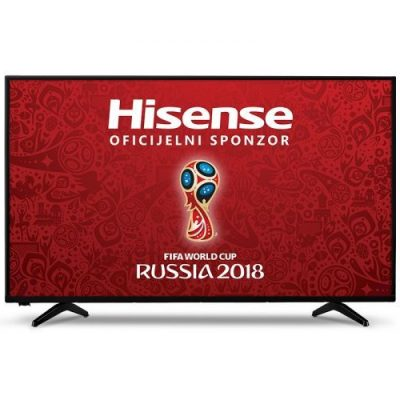 HISENSE 43″ H43A5600 Smart TV  Full HD DVB-T2