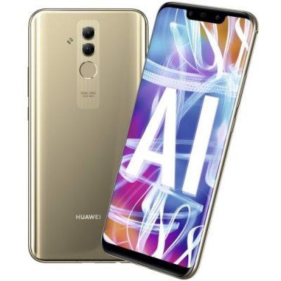 HUAWEI  mate 20 Lite mobilni telefon zlatna DS