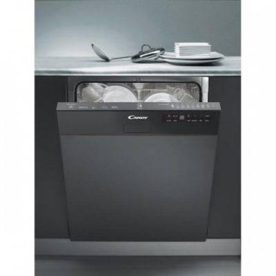 CANDY CDSM 2DS62X mašina za pranje sudova , polu-ugradna