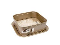 TEXELL TPGL-T243 kalup za tortu pravougaoni Gold LIne