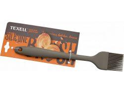 TEXELL TS-C123S silikonska četkica siva