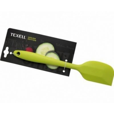 TEXELL TS-SM124Z silikonska špatula mala zelena