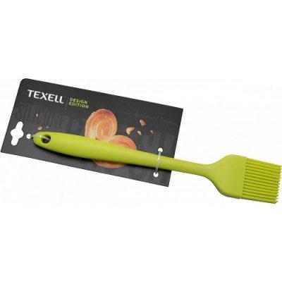 TEXELL  TS-C123Z silikonska četkica zelena