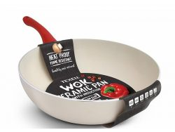 TEXELL TPC-W28 tiganj  wok keramicki duboki