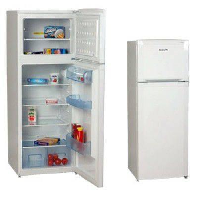 BEKO DNE 26000 kombinovani frižider NO FROST