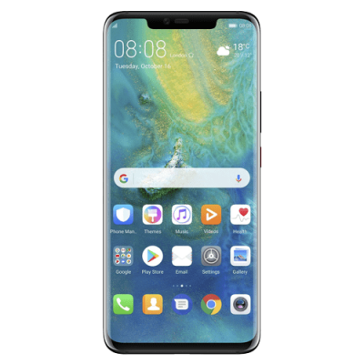Huawei Mate 20 Pro Crna DS