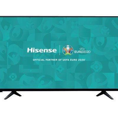 HISENSE TV H43A6100 Smart LED 4K Ultra HD LCD TV
