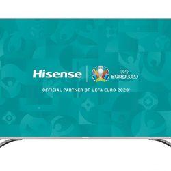 HISENSE TV H43A6500 Smart LED 4K Ultra HD LCD TV
