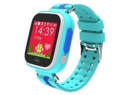 VIVAX SMART WATCH CORDYS KIDS – Zoom (Blue) smart sat