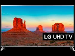 TV LG 50UK6500MLA LED 4K Ultra HD