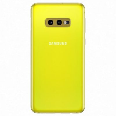 Samsung Galaxy S10e 128GB Mobilni telefon  Zuta