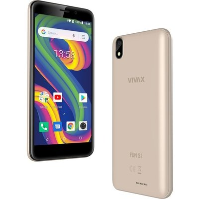 VIVAX FUN S1 gold mobilni telefon