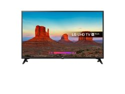 LG SMART 43UK6200PLA LED 4K Ultra HD televizor