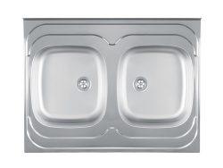 Metalac standard 2D Ø60 inox  sudopera