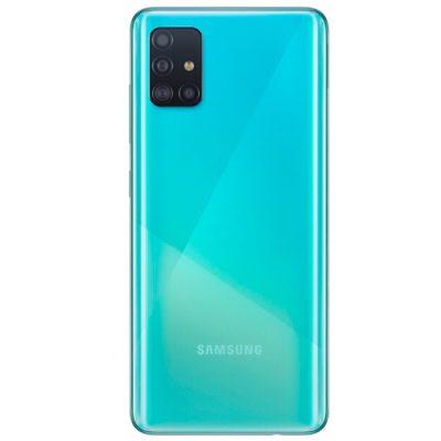 Samsung Galaxy A51 mobilni telefon plavi DS