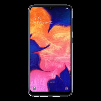 Samsung Galaxy A10 mobilni telefon crni