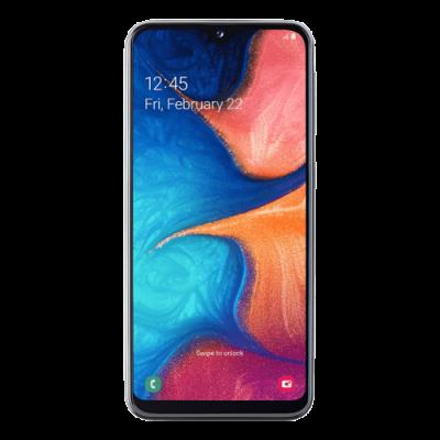Samsung Galaxy A20e mobilni telefon crni
