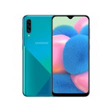 Samsung Galaxy A30s mobilni telefon zeleni DS