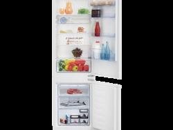 BEKO  BCSA 285 K 2S Ugradni kombinovani frižider