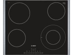 BOSCH  PKF645FP1E Ugradna ploča