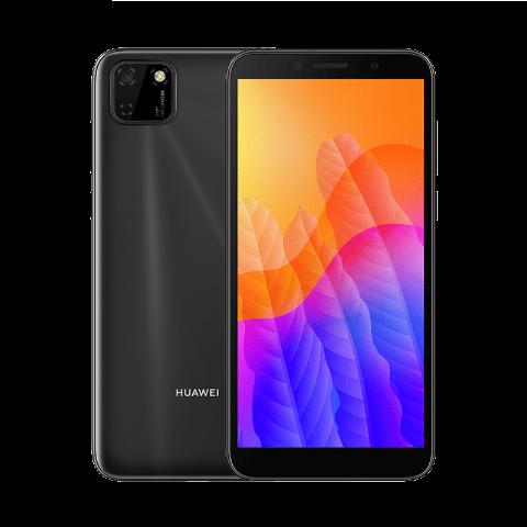 Huawei Y5p Mobilni telefon  Crna DS