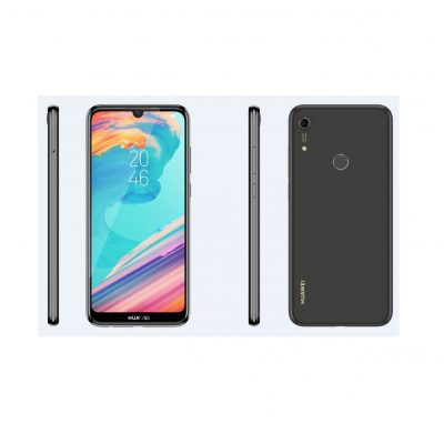 Huawei Y6s 2019 Crni DS