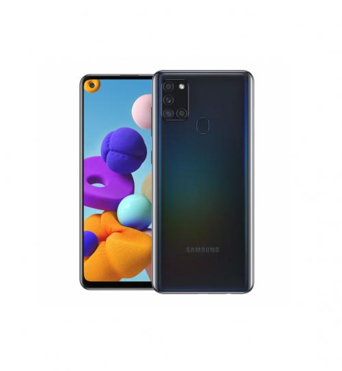 Samsung A21s 6.5″ DS 4GB/64GB mobilni telefon crni