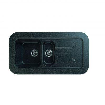Gorenje KVE100.12 ugradna sudopera crna