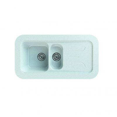 Gorenje KVE100.12 ugradna sudopera bela