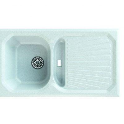 Gorenje KVE601 ugradna sudopera bela