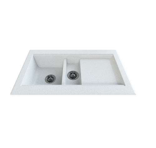 Gorenje KVE96.13 ugradna sudopera bela