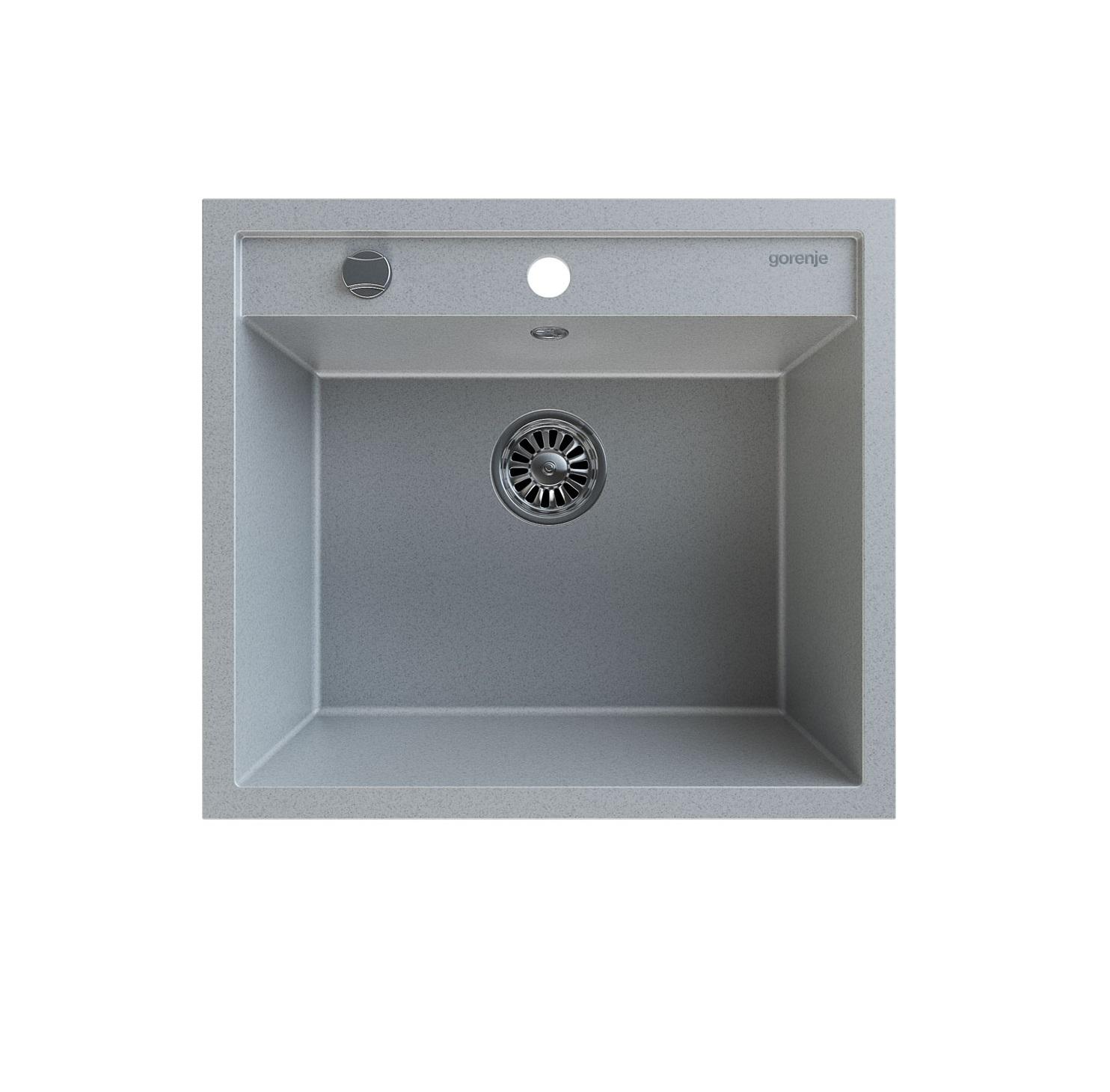 Gorenje KVEKM15 ugradna sudopera siva