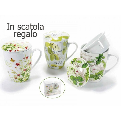 ART FROM ITALY F72.03.41 POKLON ŠOLJA