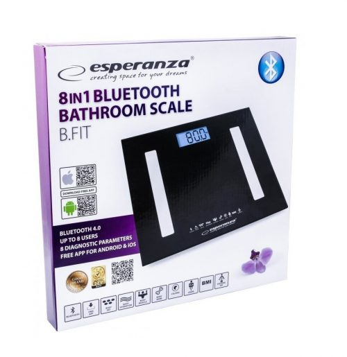 Esperanza EBS016K Bluetooth vaga 8 u 1