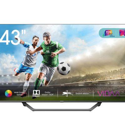 Hisense H43A7500F Smart TV