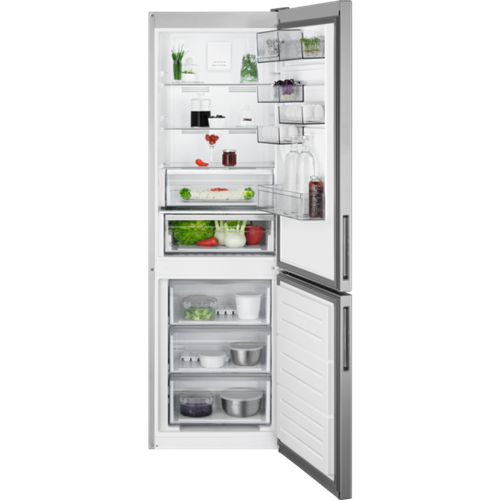 AEG RCB632E4MX kombinovani frižider