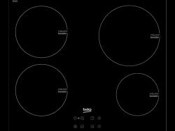Beko HII 64400 MT  Indukciona ploča