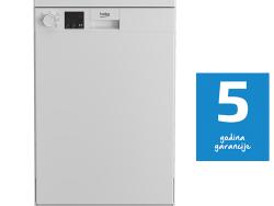Beko DVS05025W Mašina za pranje sudova