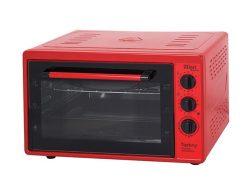ZILAN ZLN5320RD Mini rerna 32L Red